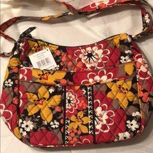 Vera Bradley Pocketbook; Style: Carryall Crossbody